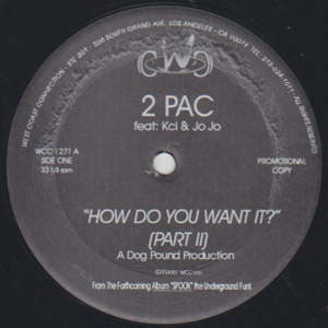 How Do You Want It (Part II)